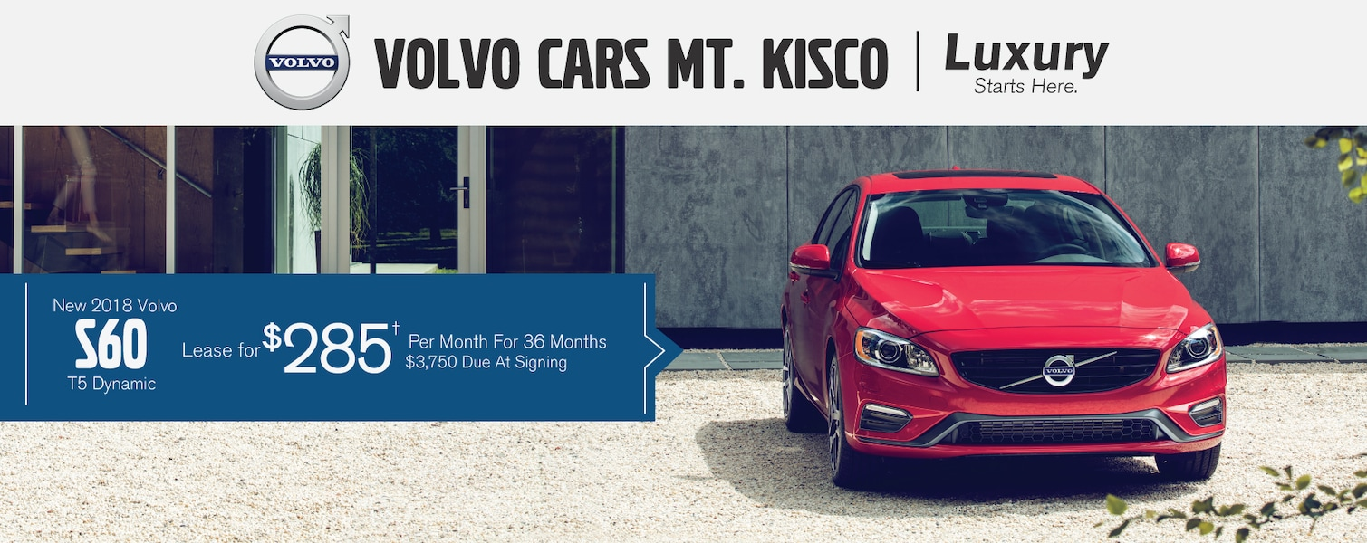New Volvo & Used Car Dealer in Mount Kisco, NY - Volvo Cars Mt. Kisco | NYC Area Volvo Dealership
