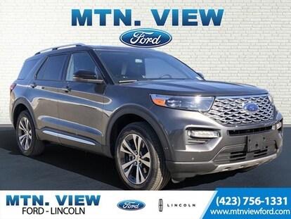New 2020 Ford Explorer For Sale Chattanooga Tn 1fm5k8hc5lga76009