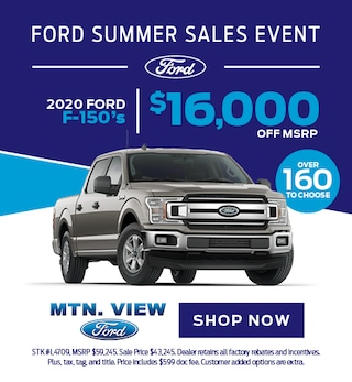 Ford F-150 #2 August