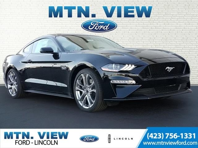 2019 Ford Mustang Coupe