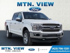 2020 Ford F-150 King Ranch Truck  SuperCrew