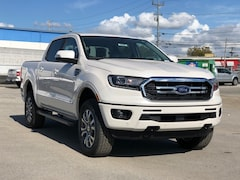 new 2020 Ford Ranger Lariat Truck  Crew Cab chattanooga
