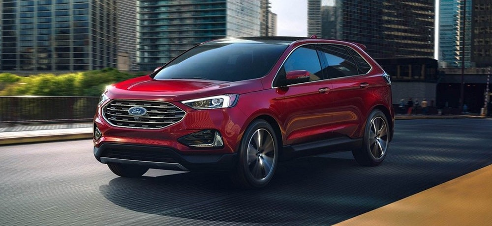 2019 Ford Edge ST vs Titanium | What's the Difference?
