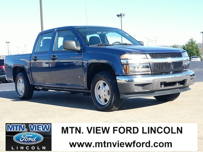 2006 Chevrolet Colorado LT Truck