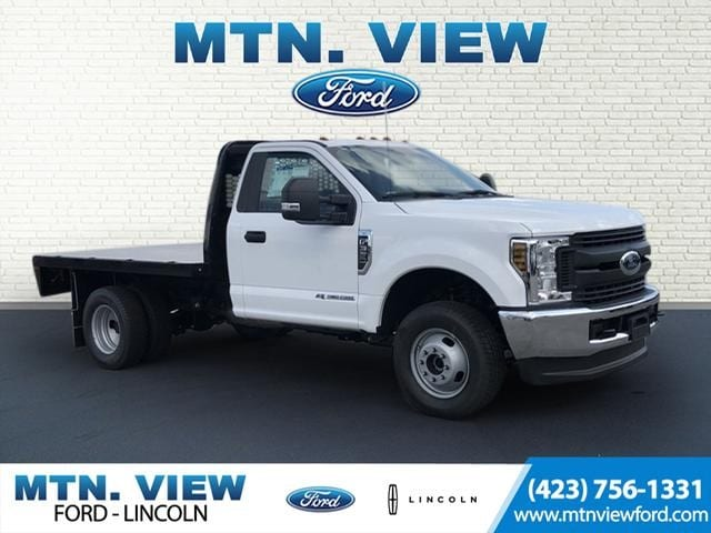 2019 Ford F-350 Chassis Cab/Chassis