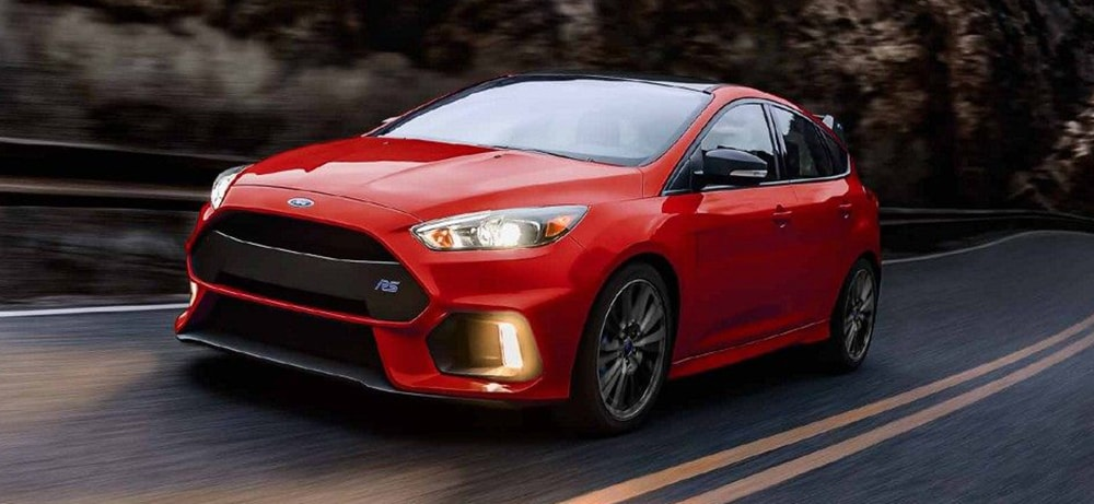 Mtn View Ford >> Difference Between the 2018 Ford Focus ST vs 2018 Ford Focus RS