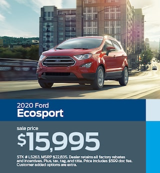 Sept New Ecosport