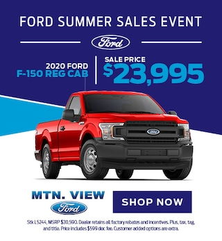 Ford F-150 August