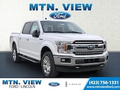 2020 Ford F-150 XLT Leather Liner Edition Truck  SuperCrew