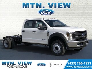 2019 Ford F-550 Chassis XL Truck