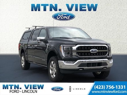 2021 Ford F-150 King Ranch Truck  SuperCrew