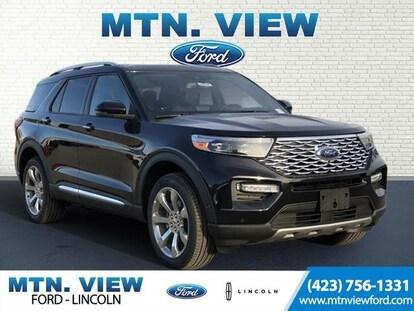 New 2020 Ford Explorer For Sale Chattanooga Tn 1fm5k8hc6lgb00754