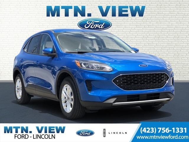 Ford Escape Chattanooga Mtn View Ford Lincoln