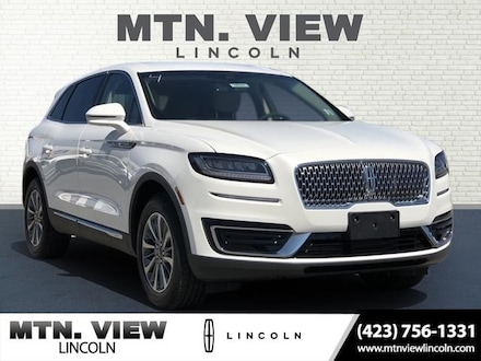 Featured New 2020 Lincoln Nautilus Standard SUV for Sale in Chattanooga, TN