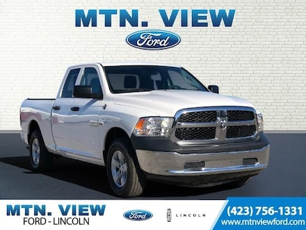Featured Used 2017 Ram 1500 Tradesman Truck  Extended Cab for Sale in Chattanooga, TN