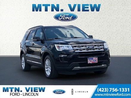 Featured Used 2018 Ford Explorer XLT SUV for Sale in Chattanooga, TN