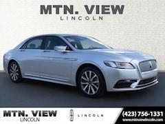 Used 2018 Lincoln Continental Premiere Sedan