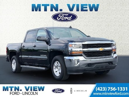Featured Used 2018 Chevrolet Silverado 1500 LT LT1 Truck  Crew Cab for Sale in Chattanooga, TN
