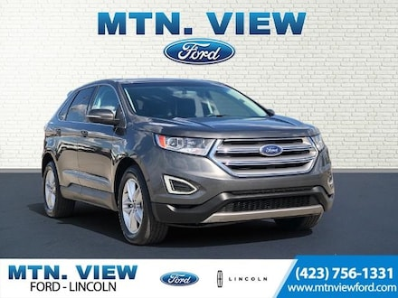 Featured Used 2016 Ford Edge SEL SUV for Sale in Chattanooga, TN