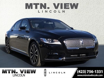 Featured New 2020 Lincoln Continental Reserve Sedan for Sale in Chattanooga, TN