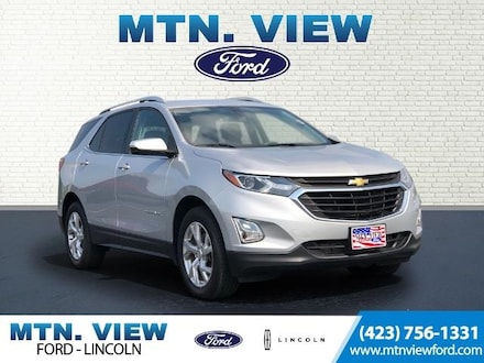 Featured Used 2018 Chevrolet Equinox LT 2LT SUV for Sale in Chattanooga, TN