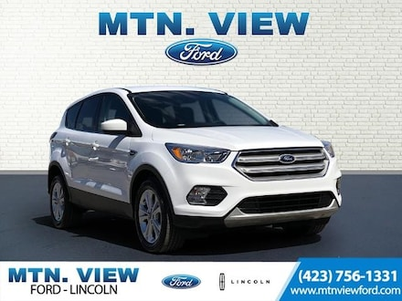 Featured Used 2019 Ford Escape SE SUV for Sale in Chattanooga, TN