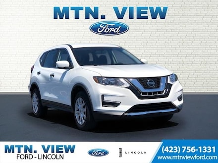 Featured Used 2018 Nissan Rogue S SUV for Sale in Chattanooga, TN