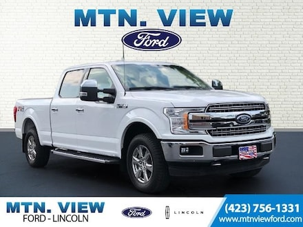 Featured Used 2018 Ford F-150 Lariat Truck  SuperCrew for Sale in Chattanooga, TN