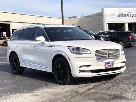 Featured New 2022 Lincoln Aviator Reserve SUV for Sale in Chattanooga, TN