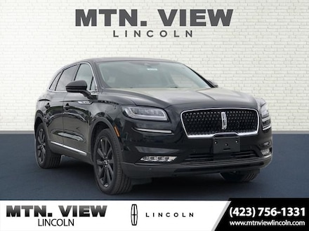 Featured New 2021 Lincoln Nautilus Reserve SUV for Sale in Chattanooga, TN