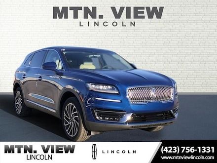 Featured New 2020 Lincoln Nautilus Reserve SUV for Sale in Chattanooga, TN