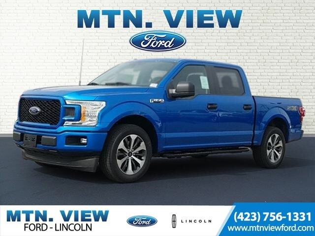 Mtn View Ford >> New 2019 Ford F 150 For Sale At Mtn View Lincoln Vin
