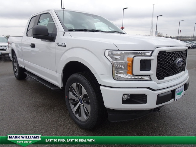New 2019 Ford F-150 STX Truck SuperCab Styleside For Sale/Lease Mt. Orab, OH