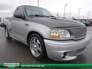 2002 Ford F-150 Lightning Truck SVT Regular Cab