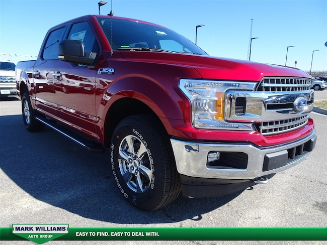 New 2019 Ford F-150 Lariat Truck SuperCrew Cab For Sale/Lease Mt. Orab, OH