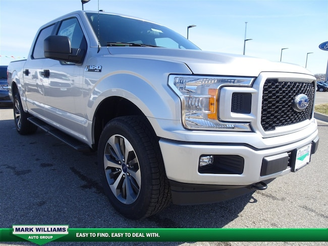 New 2019 Ford F-150 STX Truck SuperCrew Cab For Sale/Lease Mt. Orab, OH