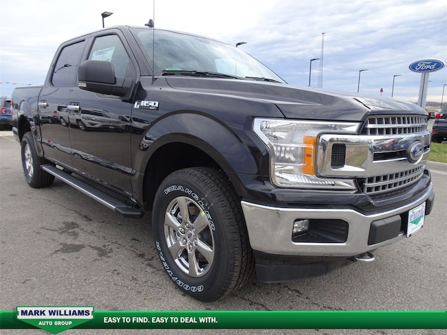 New 2019 Ford F-150 XLT Truck SuperCrew Cab For Sale/Lease Mt. Orab, OH