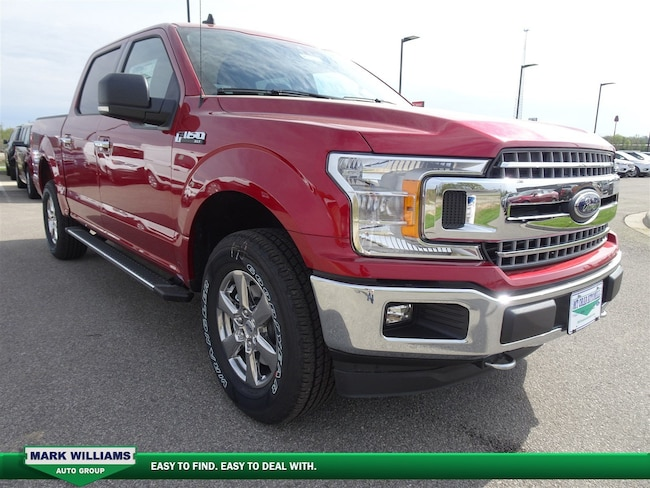 New 2019 Ford F-150 Truck SuperCrew Cab For Sale/Lease Mt. Orab, OH