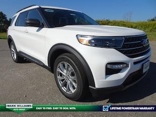 2020 Ford Explorer XLT XLT 4WD