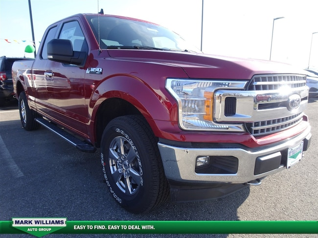 New 2019 Ford F-150 Truck SuperCab Styleside For Sale/Lease Mt. Orab, OH