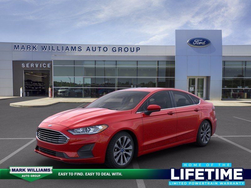 2020 Ford Fusion AWD