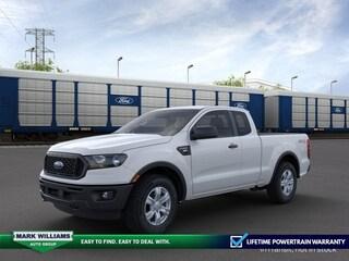 2020 Ford Ranger STX 2WD SuperCab 6 Box