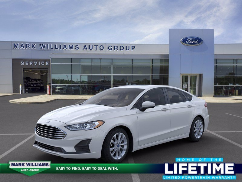2020 Ford Fusion FWD
