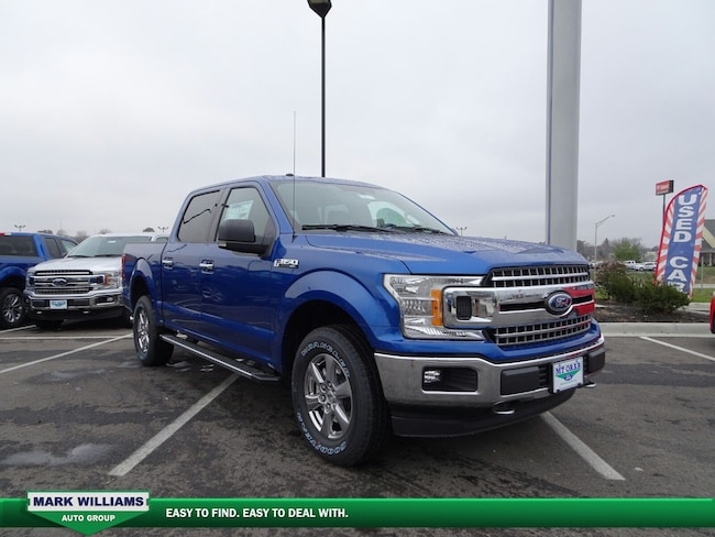 New 2018 Ford F-150 XLT Truck SuperCrew Cab For Sale/Lease Mt. Orab, OH