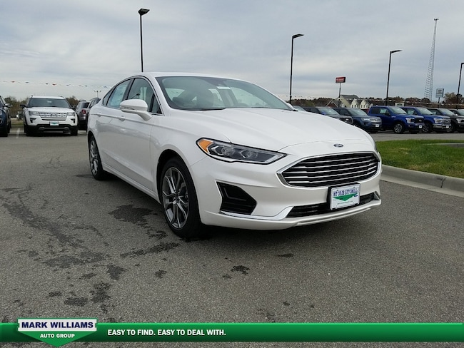 New 2019 Ford Fusion SEL Sedan For Sale/Lease Mt. Orab, OH