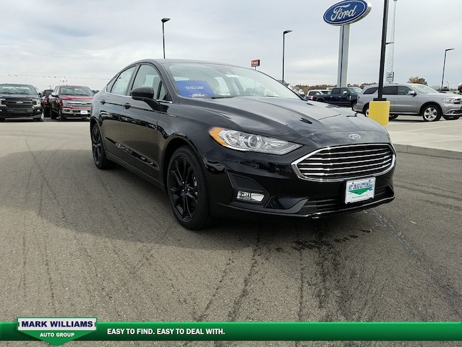 New 2019 Ford Fusion SE Sedan For Sale/Lease Mt. Orab, OH