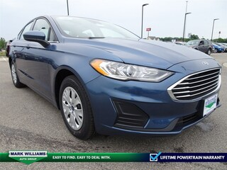 2019 Ford Fusion S S FWD