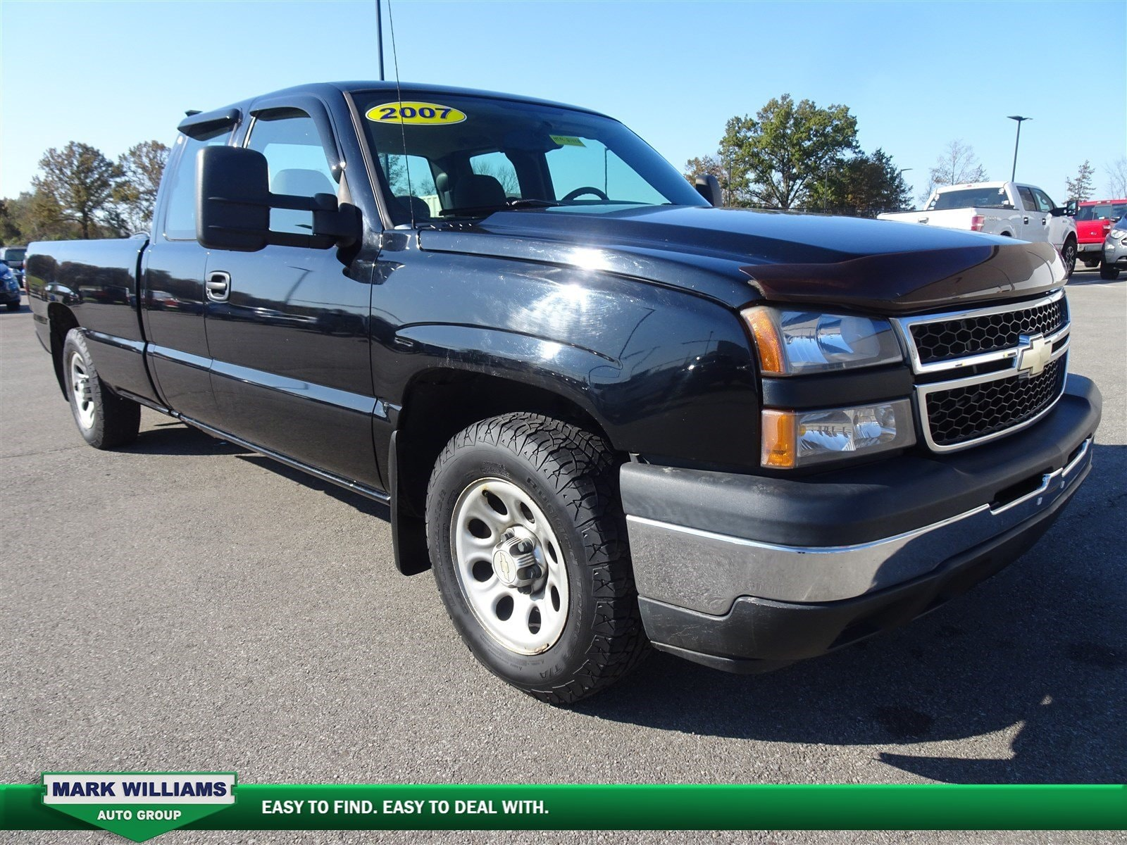 2007 Chevrolet Silverado 1500 Classic Work Truck Truck Extended Cab
