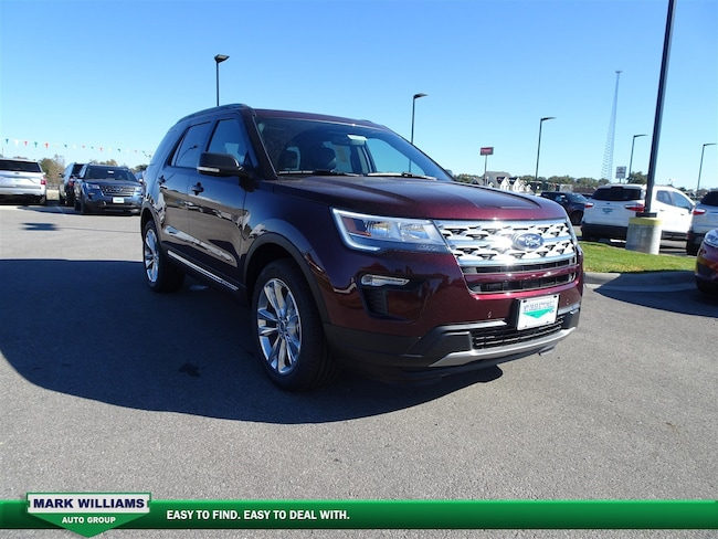 New 2019 Ford Explorer XLT SUV For Sale/Lease Mt. Orab, OH
