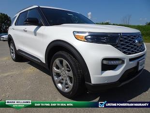 2020 Ford Explorer Platinum Platinum 4WD